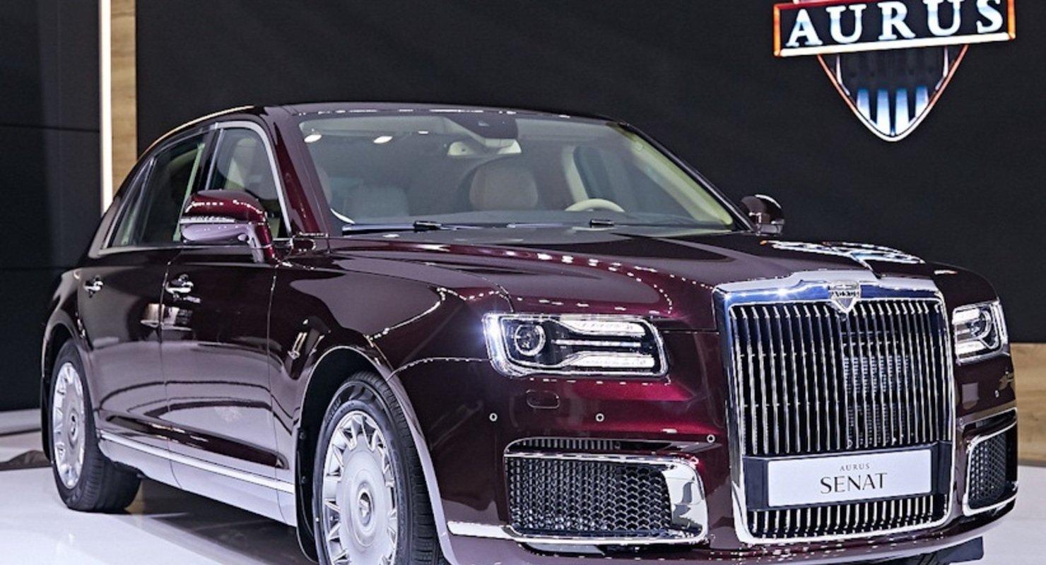 Глава Aurus надеется на окупаемость проекта в течение 7 лет Автомобили