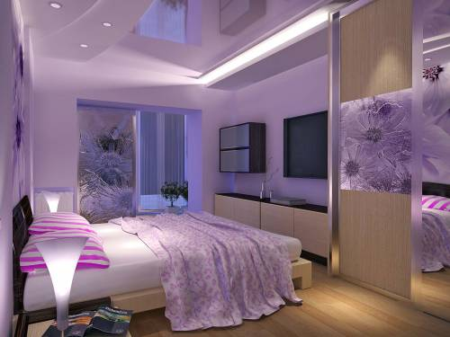 Дизайн спальни, или как прив…
