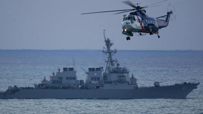 США планирует оспорить права России на Крым и Черное море