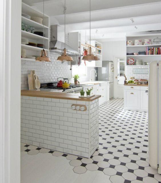 Плитка для кухни на пол — практические советы по выбору