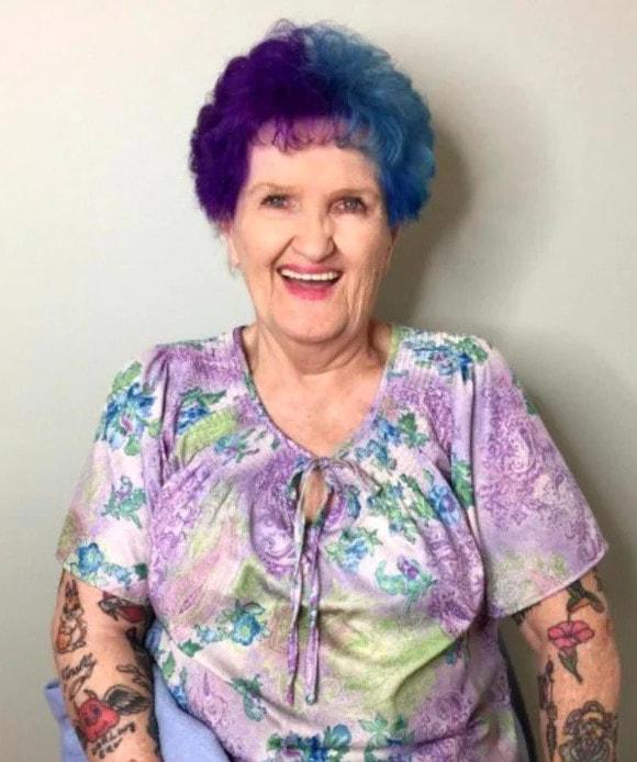 20 милых бабушек, которые изменили свои седые волосы на яркие образы внешность,красота,мода,мода и красота,модные тенденции,прически,стиль,стиль жизни,стрижки