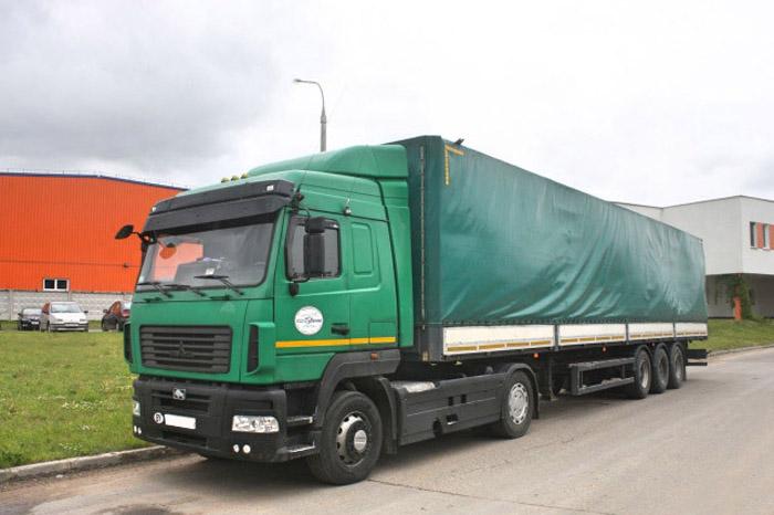 Отзыв водителя о седельном тягаче МАЗ-5440Е9
