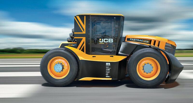 Трактор длябезумного Макса: рекордсмен среди тяжелой техники