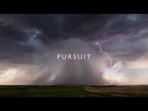 Pursuit - A 4K storm time-lapse film