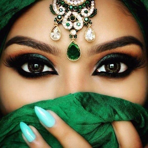 Марокканское золото! Почему кожа марокканок считается самой красивой в мире!
