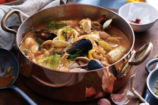 Буйабес: суп французских рыб…