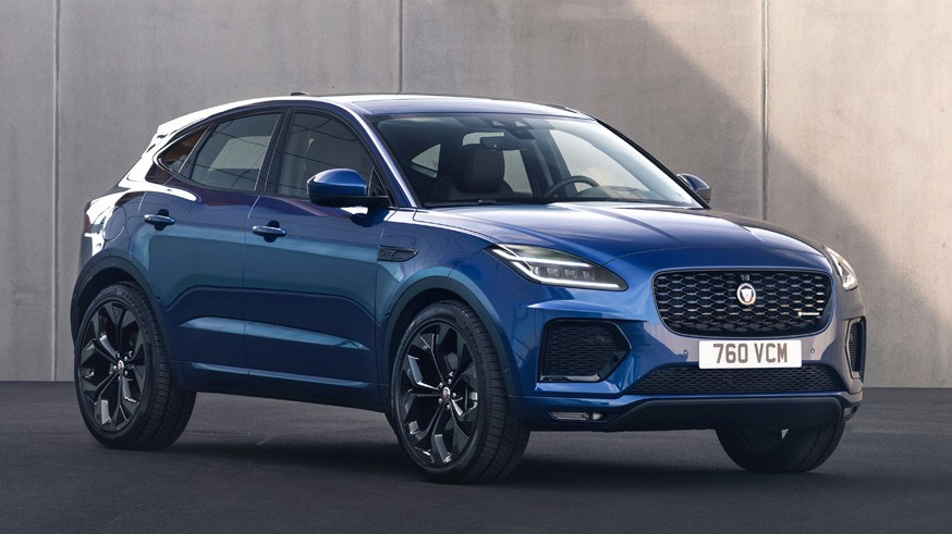 Jaguar обновил E-Pace: иная «начинка» и платформа, как у Range Rover Evoque