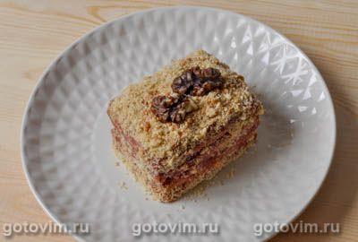 Песочное пирожное без выпечки, Шаг 06