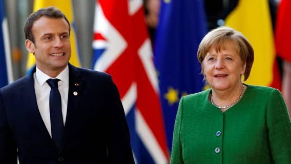 Макрон и Меркель потребовали объяснений от Вашингтона и Дании по поводу сообщений о слежке за лидерами ЕС