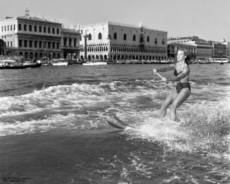 Анна Мария Боттини архив, венеция, негативы, фотографии