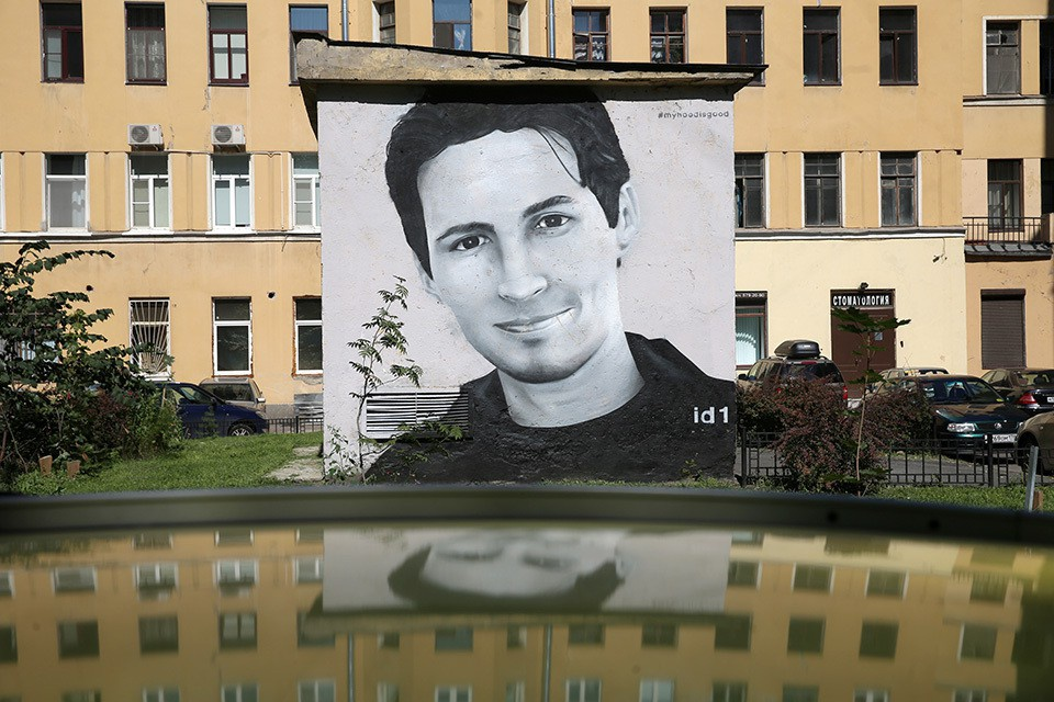 Forbes признал Павла Дурова …