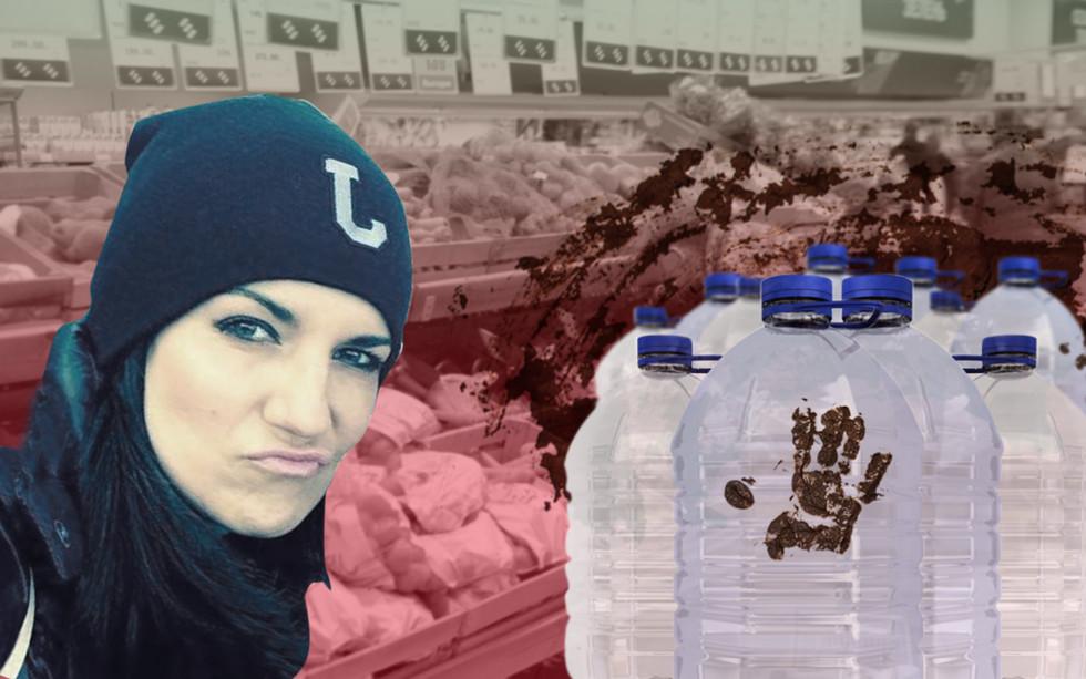 У них там даже картошка грязная! Жена чеха-хоккеиста поведала об ужасах в России