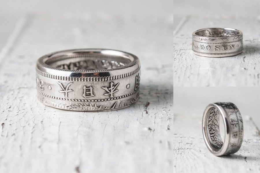 Кольца из монет, или путь ювелира-энтузиаста