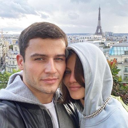Беременная Алеся Кафельникова вышла замуж за Георгия Петришина Свадьбы,Звездные свадьбы