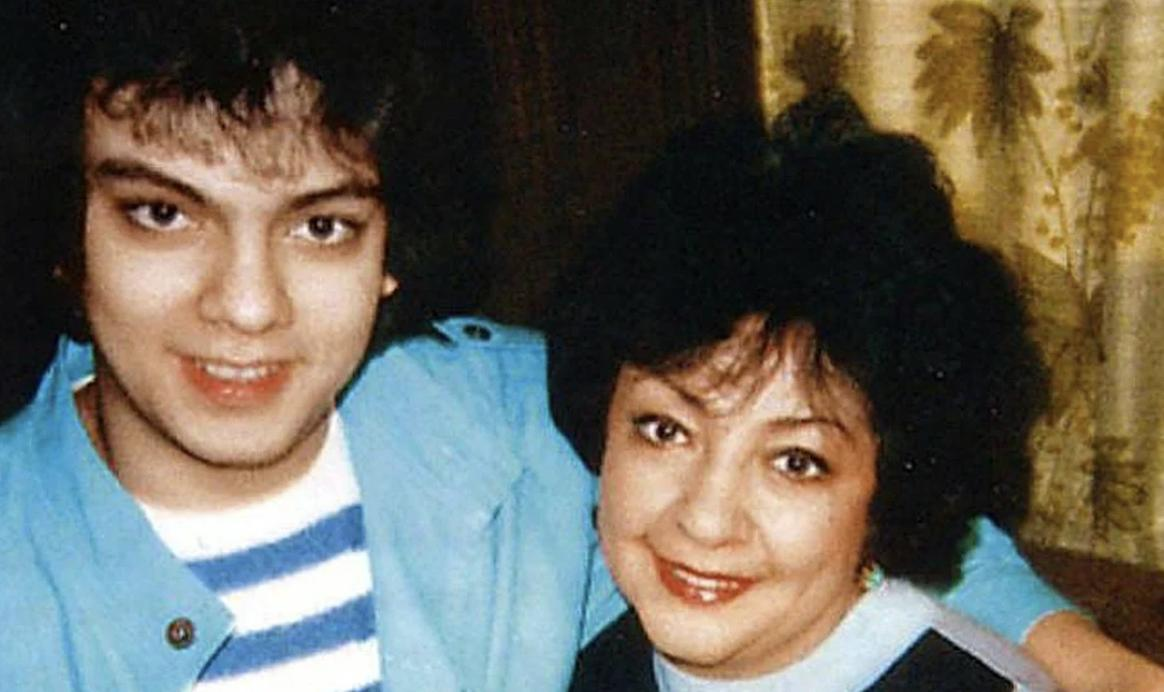 Мама Филиппа Киркорова: как она выглядела в молодости