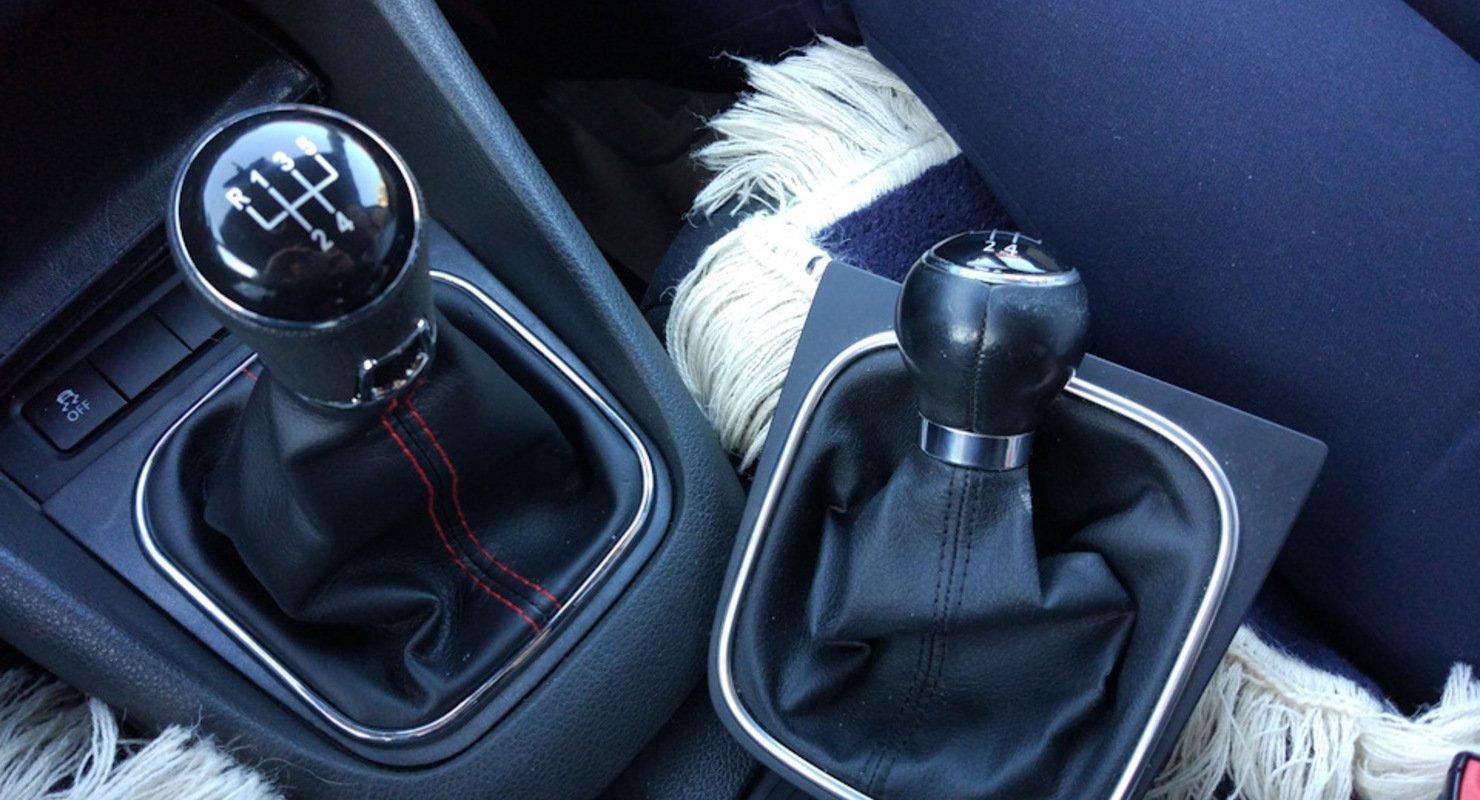 VW Tiguan — автомобиль компании, который первым лишится МКПП Автомобили