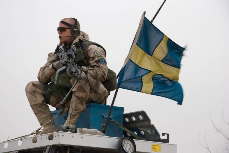 Швеция позабыла уроки русско-шведских войн и движется к неприятностям геополитика