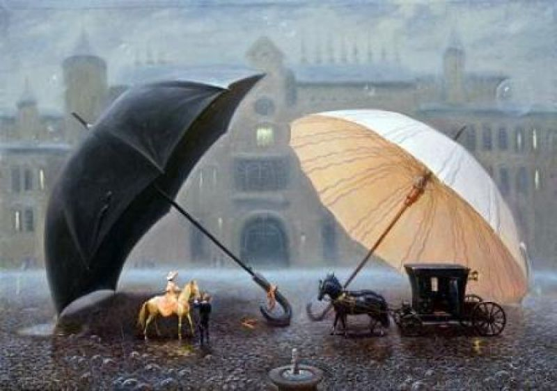 Как правильно выбрать зонт и какой  зонт лучше?