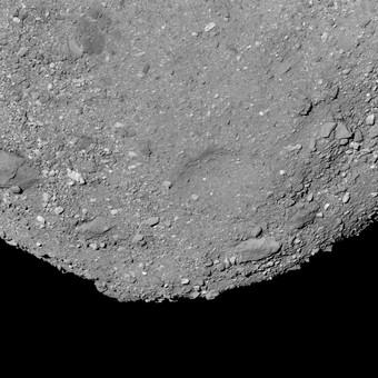 Появились новые детальные снимки астероида Бенну