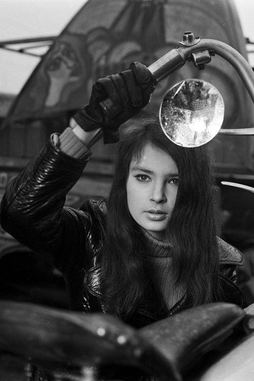 Анна Дымна Голая
