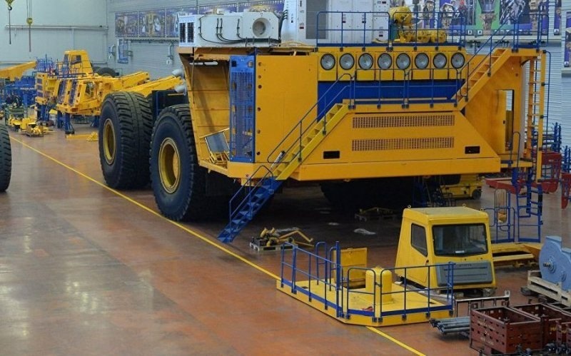 БелАЗ: Как собирают самую большую машину в мире