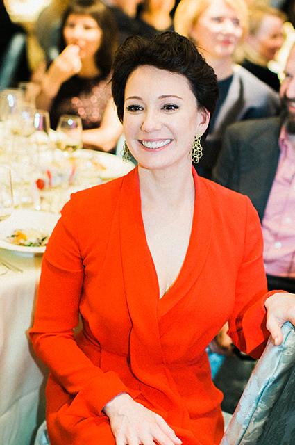 Чулпан Хаматова, Ника Белоцерковская, Пелагея и другие на благотворительном вечере в Лондоне светская жизнь