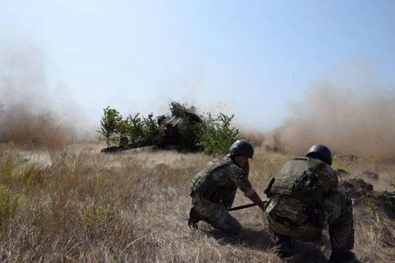 Назван срок, в течение которого продержится Украина в случае войны с РФ