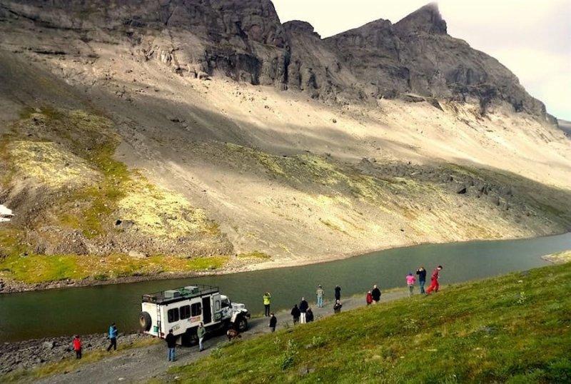 4. Кольский полуостров природа, путешествие, россия, туризм