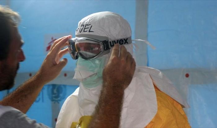 Загадочная болезнь: эбола.