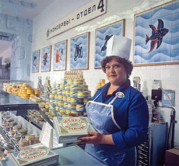 Выше — нельзя. «Рыбное дело», СССР, страницы истории