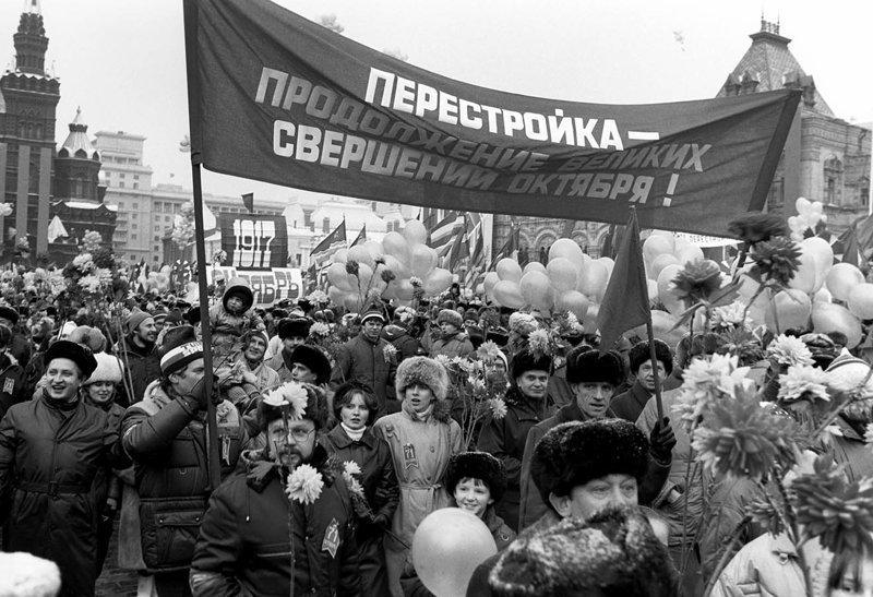 Период в СССР, когда уровень жизни был самым высоким