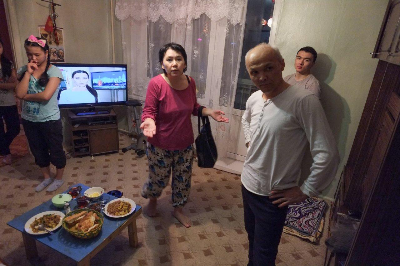 Мигранты образуют «гетто» в крупных городах России