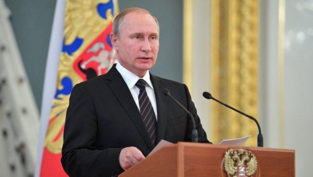 Только вперед: Путин объявил об участии в президентских выборах
