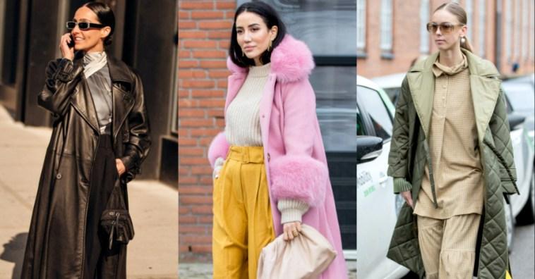 5 актуальных моделей пальто для весны 2020 гардероб,мода и красота,модные образы,модные тенденции,одежда и аксессуары