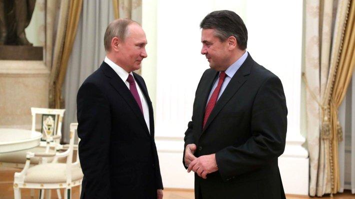 Германия возвращается к собственной линии в отношениях с РФ вопреки желаниям США и Украины.