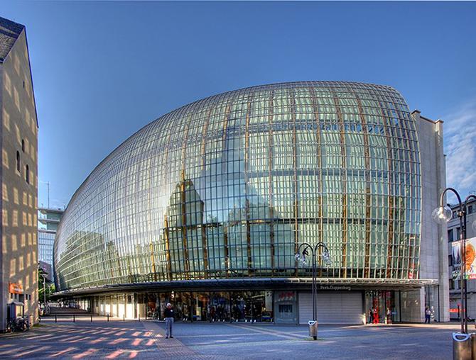 15 невероятных проектов великого архитектора Ренцо Пиано