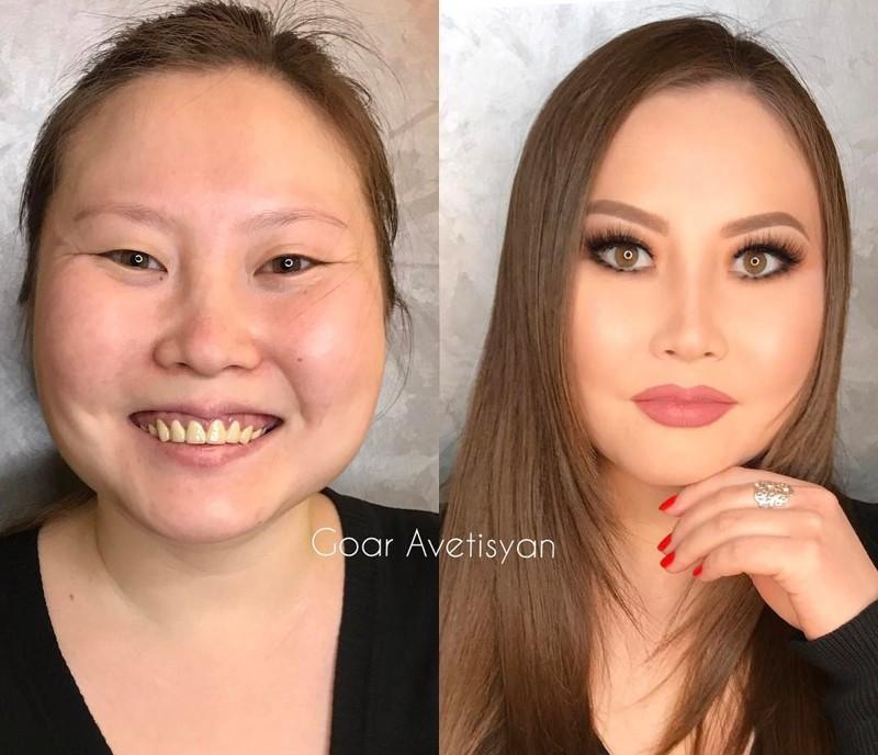 Никогда не доверяй женщине с макияжем: 20 удивительных работ от российского визажиста