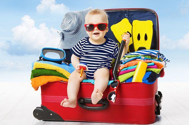 Какие документы нужны при поездке за границу с ребенком?