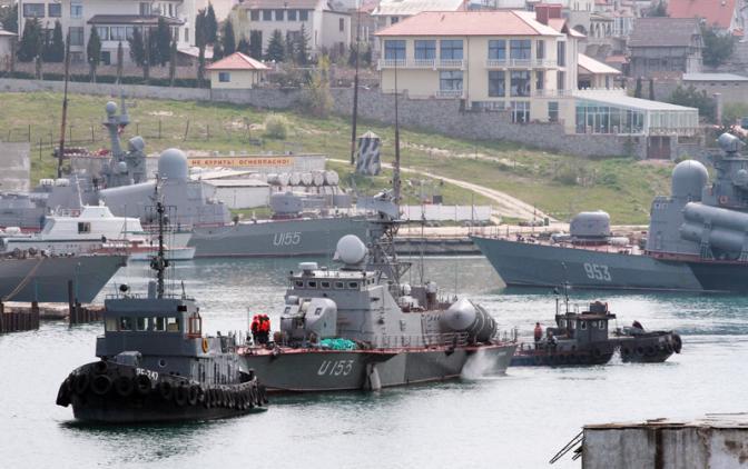Киборги «АТО» рвутся в крымс…