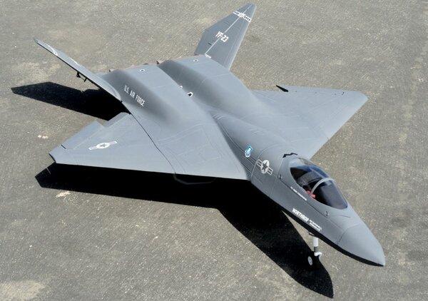 США откажется от F-22, реализовав проект 90-х годов
