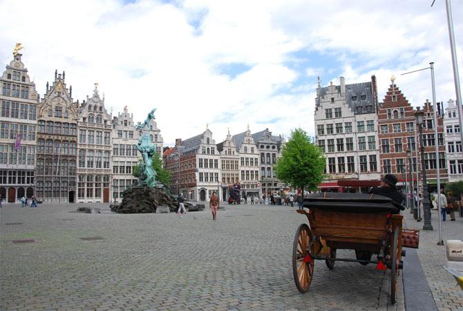 43 факта о Бельгии, глазами …
