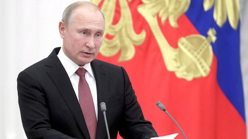 Путин: Конституция России выдержала проверку временем