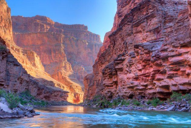 Леденящие кровь факты о Большом каньоне