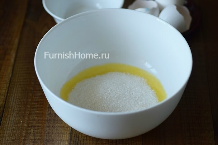 Домашний пломбир (на желтках)