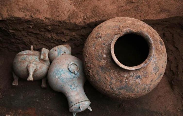 Затерянный троянский город обнаружили в Греции