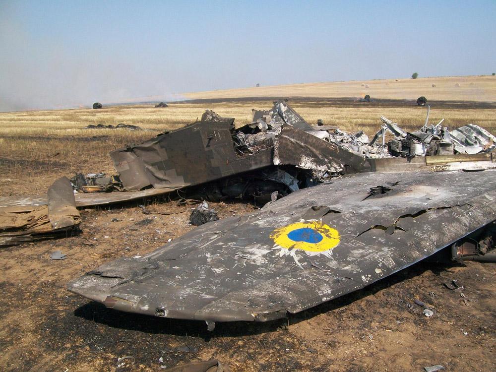 фото сбитые вертолеты на донбассе успела довольно много