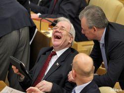 Госдума отказалась вводить налог на богатых
