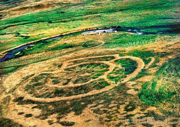 Аркаим тайны древних цивилизаций