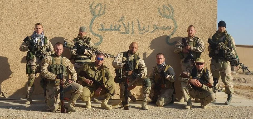 ЧВК «Вагнер» не дала боевикам уничтожить мирное население Восточной Гуты