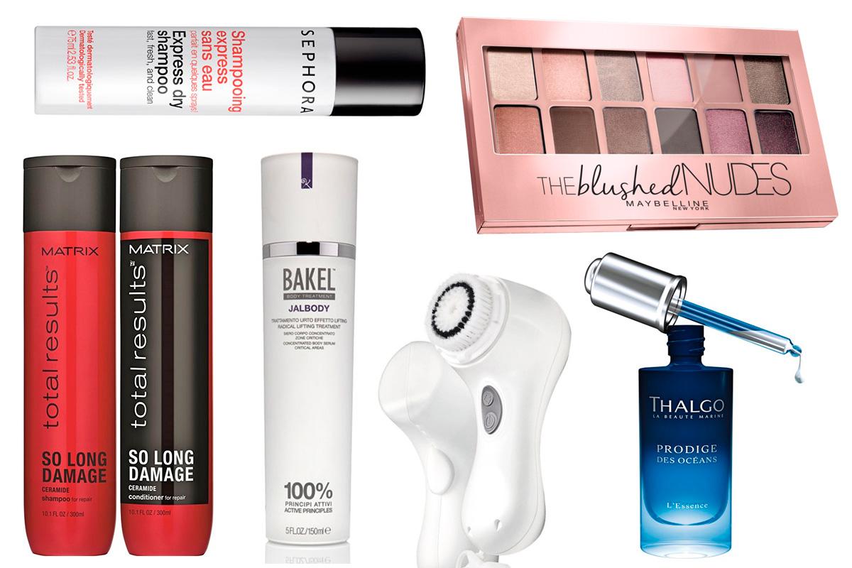 Несколько полезных отзывов о косметических продуктах и гаджетах